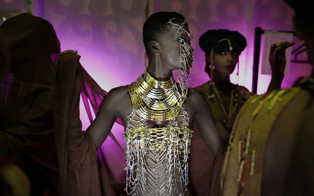 Africa's Fashion Elite