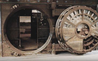 Stony Island Bank Vault