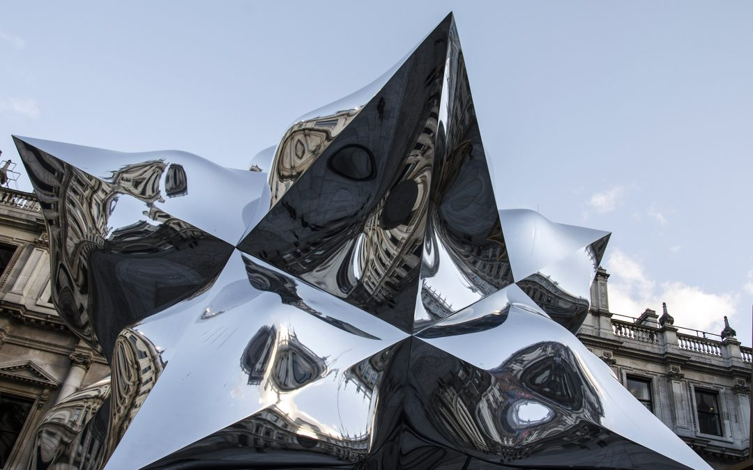 Sculpture by Frank Stella – The Royal Academy of Arts